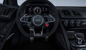 R8 COUPE full