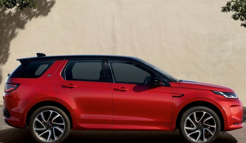 DISCOVERY SPORT full
