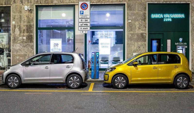 VW e up full